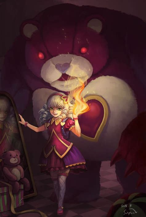 wallpaper iphone 6 lol league of legends annie wallpapers hd free download