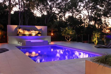 Home Designs Brisbane Qld by Formal Style Pools