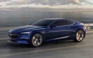 A Buick Buick Avista Concept Unveiled At Detroit Auto Show