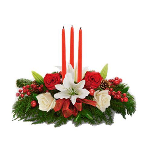 composizione natalizia con candele italia in fiore comprare e inviare festivita