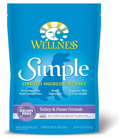 limited ingredient puppy food wellness simple limited ingredient food