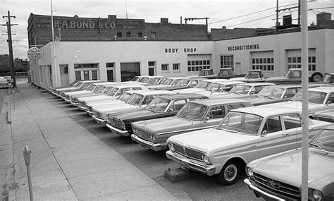 1965 ford dealer find the mustang vintage mustang