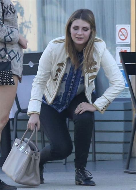 Fashion Mischa Barton by Mischa Barton Style Out In West