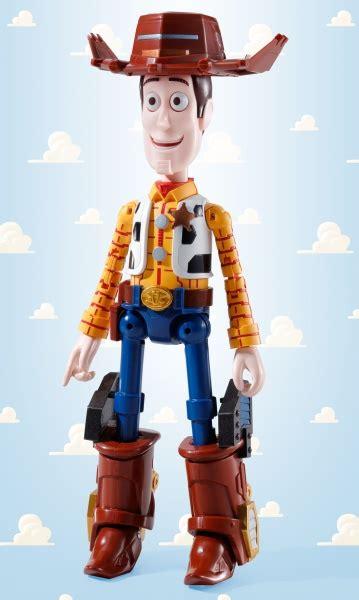 Robot Story 5 Toys Story Sheriff Woody story chogokin woody robo sheriff zonahobby