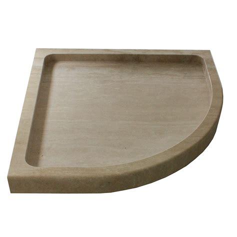 piatto doccia travertino piatto doccia in pietra travertino di tivoli