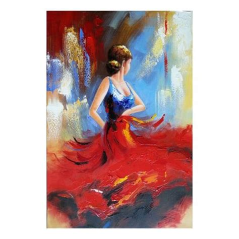 original hand paint canvas oil painting pic abstract