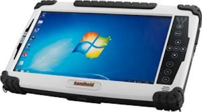 Rugged Mobile Computers by Mobile Computer Algiz 10x Rugged Tablet Pc From Handheld