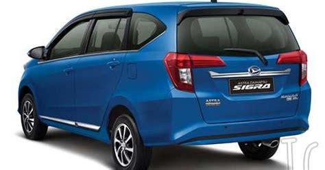 Tv Mobil Sigra harga mobil daihatsu sigra murah terbaru dan bekas 2017