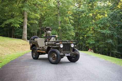 willys jeep 1951 willys m38 jeep