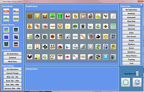 unlock themes mario maker mmim the mario maker idea machine download sourceforge net