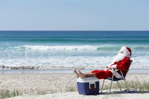 imagenes de santa claus en la playa navidad en la playa elblogdecaparros