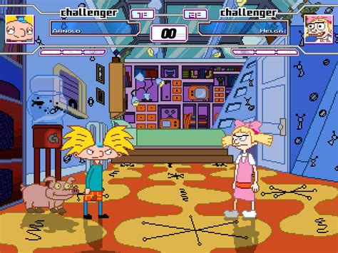 hey arnold bedroom arnold s room mugen database fandom powered by wikia