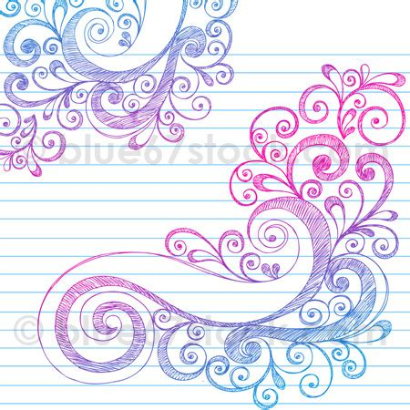 how to draw doodle swirls 4119927797 9ff7607d8c jpg
