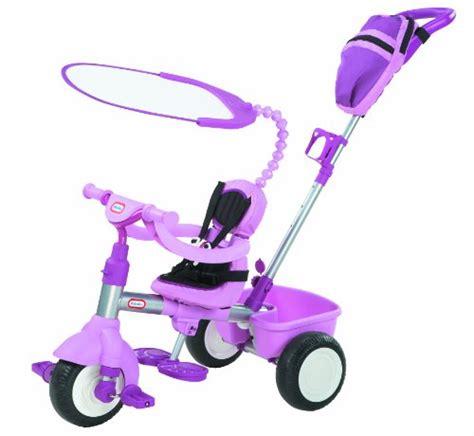 Rental Mainan Tikes Trike 3 In 1 tikes 3 in 1 trike with deluxe accessories pink silke eberhartfin
