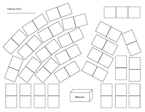 orchestra layout template orchestra classroom ideas seating chart anyone