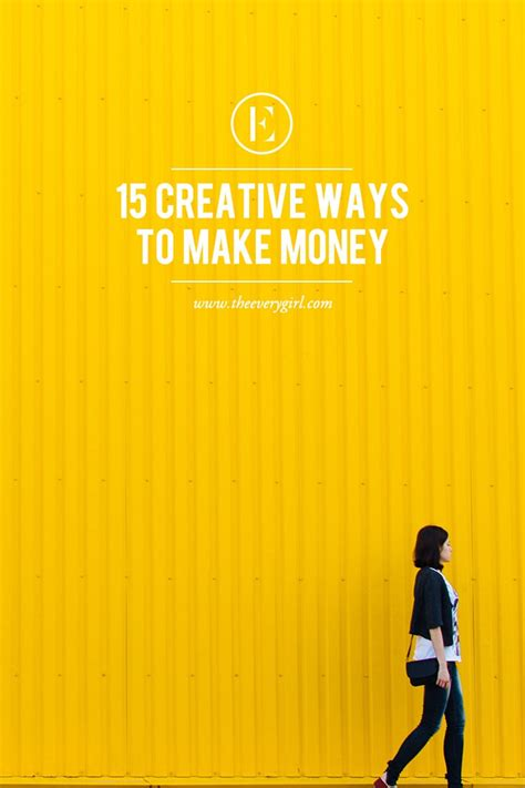 ways to make money with your creative business the best of the everygirl danielle moss