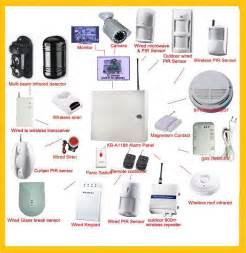 home alarm companies gsm alarms radio backup network burglar alarm