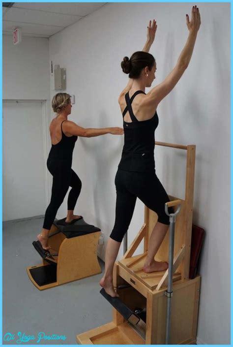 chair pilates exercises allyogapositionscom