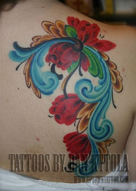 norwegian pattern tattoo 1000 images about painting rosemaling on pinterest
