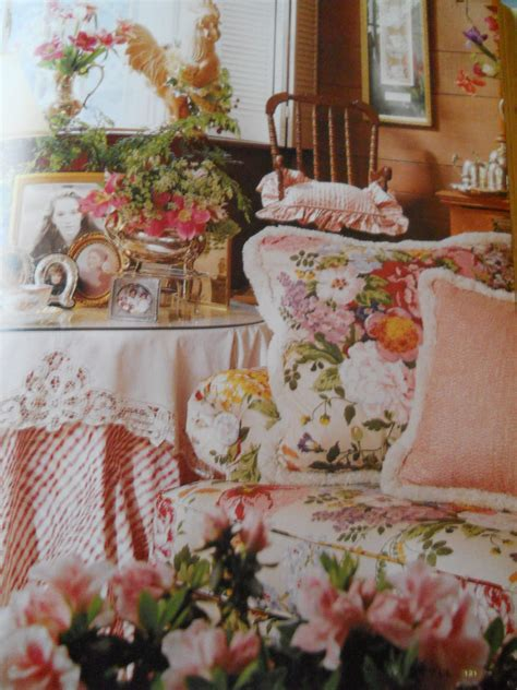 fabrics and home interiors wonderful cottage style decorating book by vintagepackratqueen