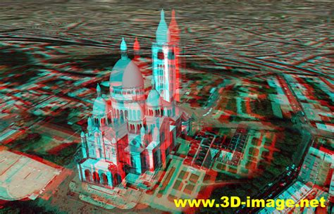 3d photo 3d image 3d anaglyph