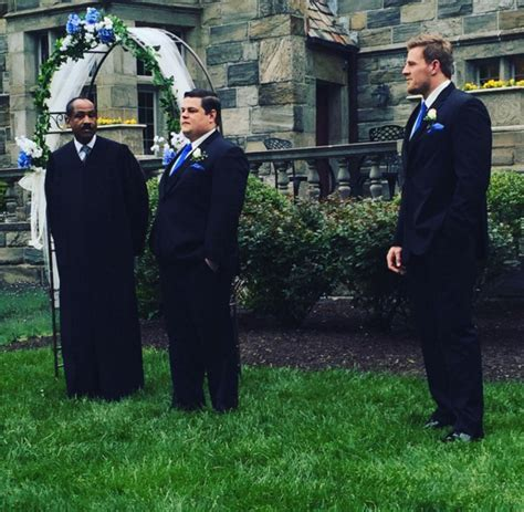 J.J. Watt Was the Best Man in a Local Wedding this Weekend