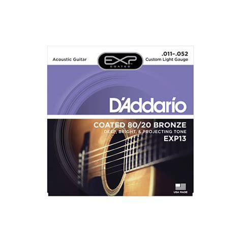 String Guitar Electric D Addario Usa Gold 0 09 Parts G 3 0 16 d addario exp13 011 052 171 western resonator