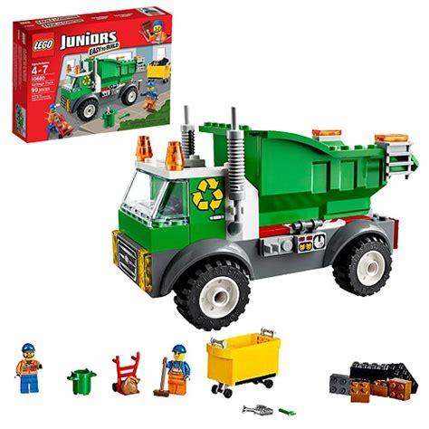 Garbage Truck Lego Juniors 10680 lego juniors 10680 garbage truck lego lego