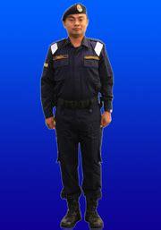 Baju Istiadat Anggota Polis mmea s