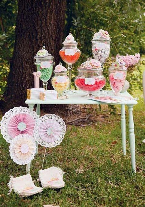 garden ideas   summer party decoration