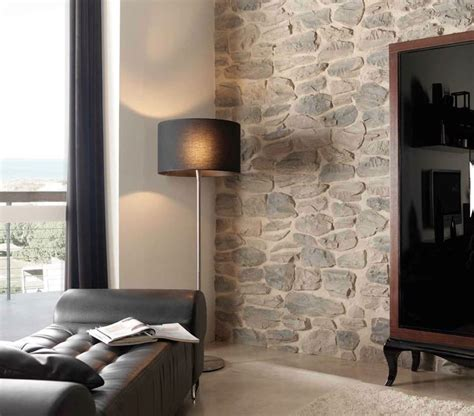 pareti con pietre interne rivestire una parete con la pietra pareti come