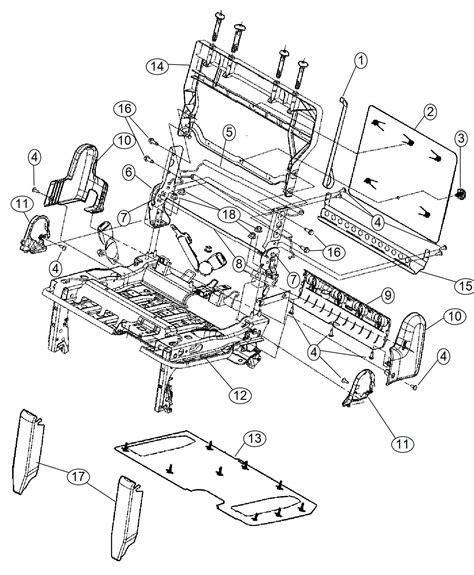 cer reclining seats 1al99hl5ab dodge cover left recliner seat inner ll