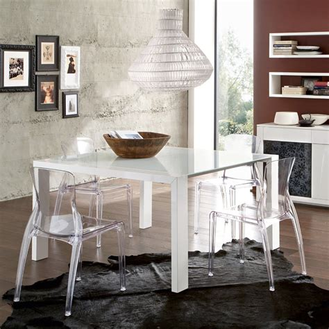 American Drew Dining Room fashion chrystal dining set four dining chairs included