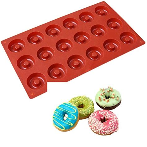 Silicone Donuts Mold top 14 best silicone donut pans 2018
