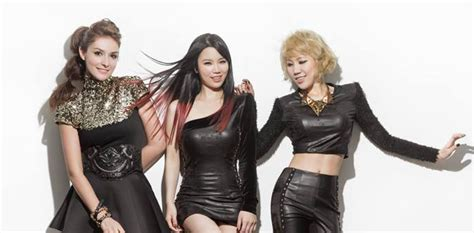 three members the gloss announces debut as three members without sol e soompi