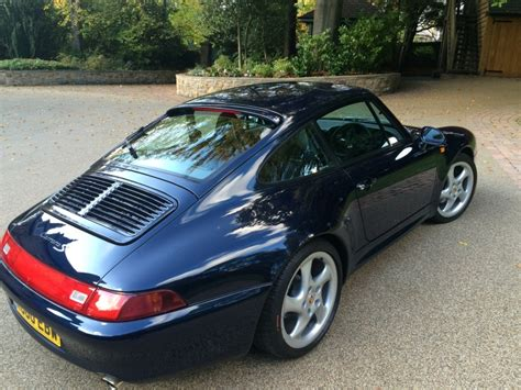 porsche 911 carrera type 993 service manual european car magazine 1997 porsche 911 type 993 carrera 2 s 171 browns of ryton