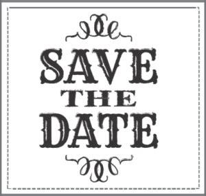 save the date clip art at vector clip art clipartix