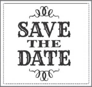 free electronic save the date templates free save the date clipart pictures clipartix