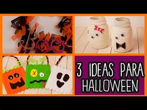 imagenes de halloween reciclables 3 ideas para decorar estas navidades muy f 225 ciles
