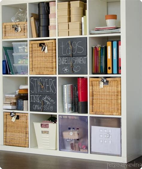 pottery barn craft room diy home decor craft room storage baskets with number