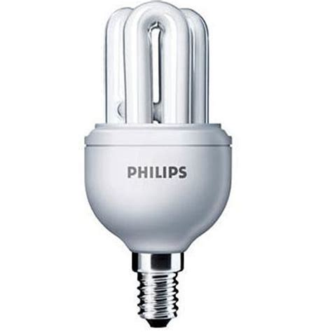 Lu Philips Genie 8w buy philips genie 8w e 14 cfl at best price in india
