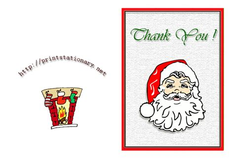 free printable christmas thank you note cards free christmas thank you cards free printable holiday