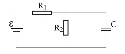 capacitor circuit solver calculus setting up a differential equation to find time constant for rc circuit mathematics