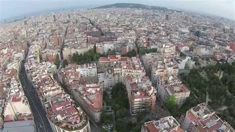 barcelona from above barcelona from above by the metadrone youtube
