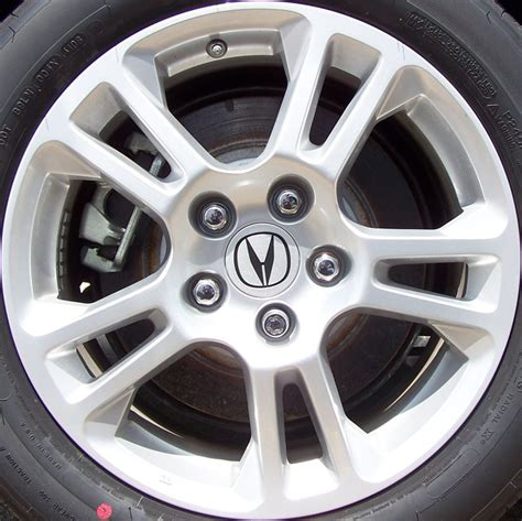 acura alloy wheels acura tl 71785s oem wheel 42700tk4a01 oem original
