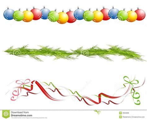 christmas border clip art free christmas tree clipart