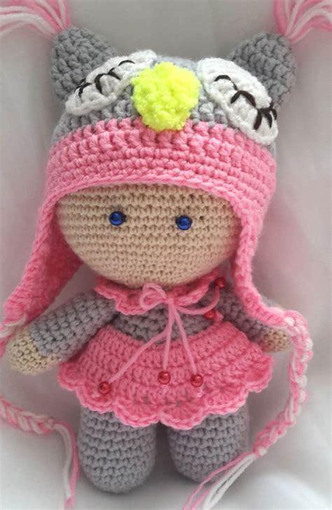 squirrel amigurumi crochet pattern the magic loop baby doll amigurumi crochet pattern amigurumi today