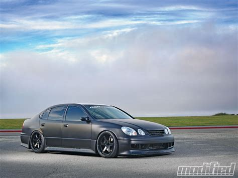 lexus gs300 stance stance and fitment modified magazine view all page