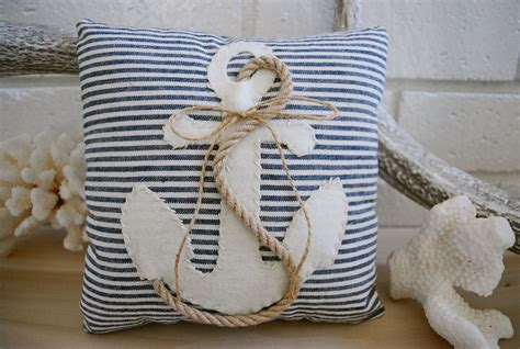 Nautical Ring Bearer Pillow by Ring Bearer Pillow Etsy Weddings Nautical Onewed