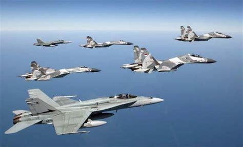 TNI AU Diminta Kembangkan Konsep Sistem Pertahanan Udara